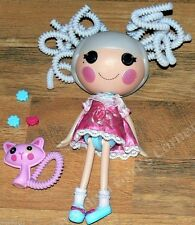 "13"" Lalaloopsy Suzette La Sweet,  White Silly Hair, Clothing, Shoes, Pet, Clips"