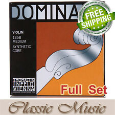 Thomastik Dominant 135B Violin Strings Full Set 4/4 Ball End Free Shipping