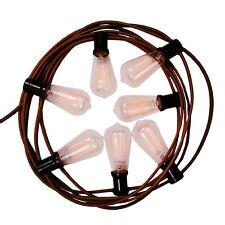 Avec Ganse Festoon Câble Support Pour Lampe Etagère Assemblage