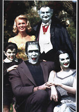 MUNSTERS FAMILY PHOTO Full Color Fine Art PRINT