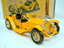 Matchbox Models of Yesteryear Y-7B Mercer Raceabout gelb in Box