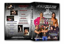 Official ROH Ring of Honor - Final Battle 2009 DVD (Pre-Owned)
