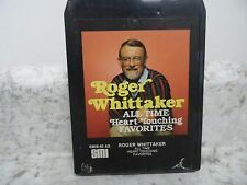 ROGER WHITTAKER ALL THE TIME HEART TOUCHING FAVORITES 8 track  (071116BBY-A104)