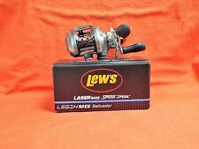 LEW'S Laser MG Speed Spool Series Baitcast Reel Gear Ratio 6.4:1 #LSG1HMG