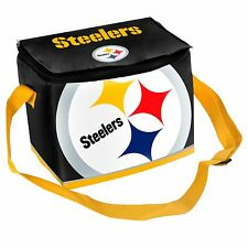 Pittsburgh Steelers Insulated soft side Lunch Bag Cooler New - BIg Logo