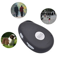 Waterproof Personal GPS Tracker Spy Device With Charging Stand For Kid Elder Pet