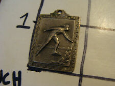 Vintage medal/coin: EARLY SPEED SKATING, no date