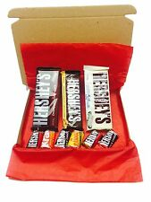 Hershey's American Chocolate Candy Gift Box Hamper Foods Imported Hershey Bar M