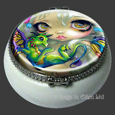 DARLING DRAGONLING Strangeling Fairy Mini Trinket Box By Jasmine Becket-Griffith