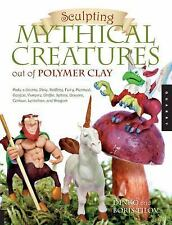 Sculpting Mythical Creatures out of Polymer Clay: Making a Gnome, Pixie, Halflin