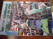 µ? Revue RGCF n°178 Decembre 2008 Attelage automatique SNCF Eurostar NoL