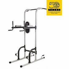 Home Gym Tower Golds Workout Power Exercise Equipment Fitness Pull Push Sit Up