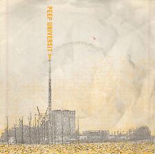 """PEEP UNIVERSITY - Winter (1987 NEDERPOP (EMMEN) VINYL SINGLE 7"""")"""