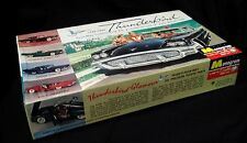 Rare ORIGINAL c1964 MONOGRAM 1/24 1958 FORD THUNDERBIRD 4way customiz kit SEALED