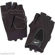 NIKE MENS TRAINING GYM ELITE GYM FUNDAMENTAL WEIGHT LIFTING GLOVES NEW L