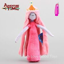 Adventure Time Finn & Jake Princess Bonnibel Bubblegum Plush Toy Doll 11'' NWT