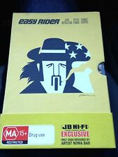 Easy Rider Dvd, Jb Hi-fi Exclusive Case. Only 2000 Made. Like New.