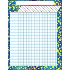 Star Brights - Large Durable Incentive Wall Reward Chart