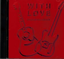 TARO IWASHIRO - WITH LOVE - ORIGINAL SOUNDTRACK - 14 SONGS -  MINT CD - DTV-003