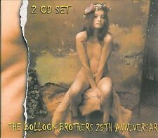 25th Anniversary by The Bollock Brothers (2 CD's, Aug-2001, MBC Records) NEW
