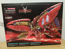 Mechanicore QMS-400RWS Kyrosa Q 1/72 Weapon Set Model Kit RARE Gundam Qubeley