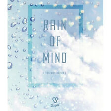 SNUPER-[RAIN OF MIND] 3rd Mini Album CD+POSTER+Photo Book+1p Card K-POP Sealed