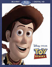 Toy Story (Blu-ray Disc, 2015) No Digital Copy Included