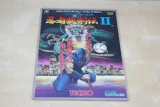 NINJA GAIDEN 2 HANDBILL * * * *  Famicom Japan nes art flyer poster