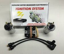 Triumph Electronic Ignition Voltage Regulator Update Kit 650 Twins 1963-1970