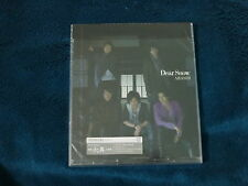 BRAND NEW! ARASHI JPOP IDOL CD DEAR SNOW LIMITED EDITION JAPAN POP JPN VERSION