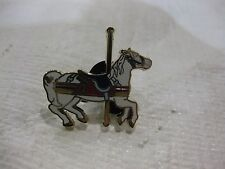 Rare Disney Pin Carousel Horse Red & Blue From Walt Disney World 2009     pin943