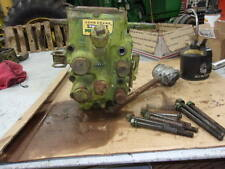 JOHN DEERE 60 POWR-TROL VALVE WITH DUMMY PLUGS A3604R