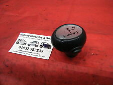 Automobile Smart 450 Coupe Cabrio Roadster 452 CUOIO SOFTOUCH gearstick gearknob SR16