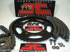 HONDA CRF230F '03-16 JT 520 OEM ALL STEEL HDS RACE CHAIN AND SPROCKETS KIT
