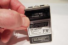 WORLD ENGINES EXPERT TRANSMITTER MODULE FM 72.910 CH56 NARROW BAND FREE SHIP USA