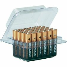 Duracell Coppertop Alkaline Batteries AAA- 48PK With Free Clam Shell and Free...