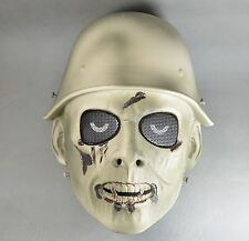 Paintball Airsoft Full Face Protection WAR II Zombie Terror Mask Cosplay JDM44