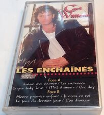 CARL WILLIAM Tape Cassette LES ENCHAINÉS 1992 Morin Records Canada PGM4-1309