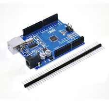 Keyes UNO R3 ATMEGA328P CH340 Controller Board for Arduino+USB Cable+Pin Header