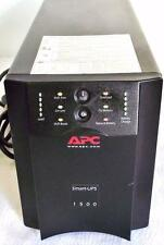 APC Smart‑UPS 1500VA USB & Serial UPS ‑ 980W ‑1440 V Uninterrupted Power Supply