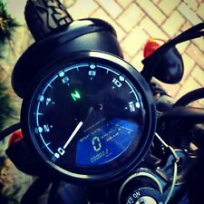 12000 RPM 199 KMH MPH Odometer Speedometer Tachometer Motorcycle