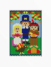 Gather Together~Beaded Banner Pattern