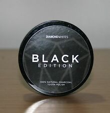 Cheapest Delivered- Black Edition Charcoal Tooth Polish by Diamond Whites