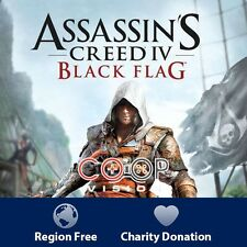 Assassin's Creed IV: Black Flag - UPLAY / PC Game - Brand New | USA Seller