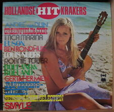 HOLLANDSE HIT KRAKERS SEXY CHEESECAKE HOLLAND PRESS LP