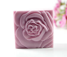 Flower S471 Silicone Soap molds Craft  DIY Handmade soap Mold Mould