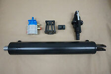 "Log Splitter Build Kit,11gpm pump, 4-1/""2 cylinder, Detent valve, mount,coupler"