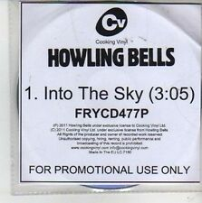 (CH750) Howling Bells, Into the Sky - 2011 DJ CD