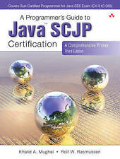 Programmer's Guide to Java SCJP Certification: A Comprehensive Primer by Rolf...