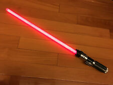 Master Replicas Star Wars Darth Vader ANH Ultimate FX Lightsaber *Prototype*